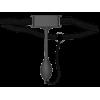 Adrien Lastic - Pan-T Vibe - Trusevibrator med Fjernkontroll
